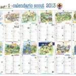 Calendario AGESCI 2013