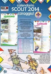calendario scout
